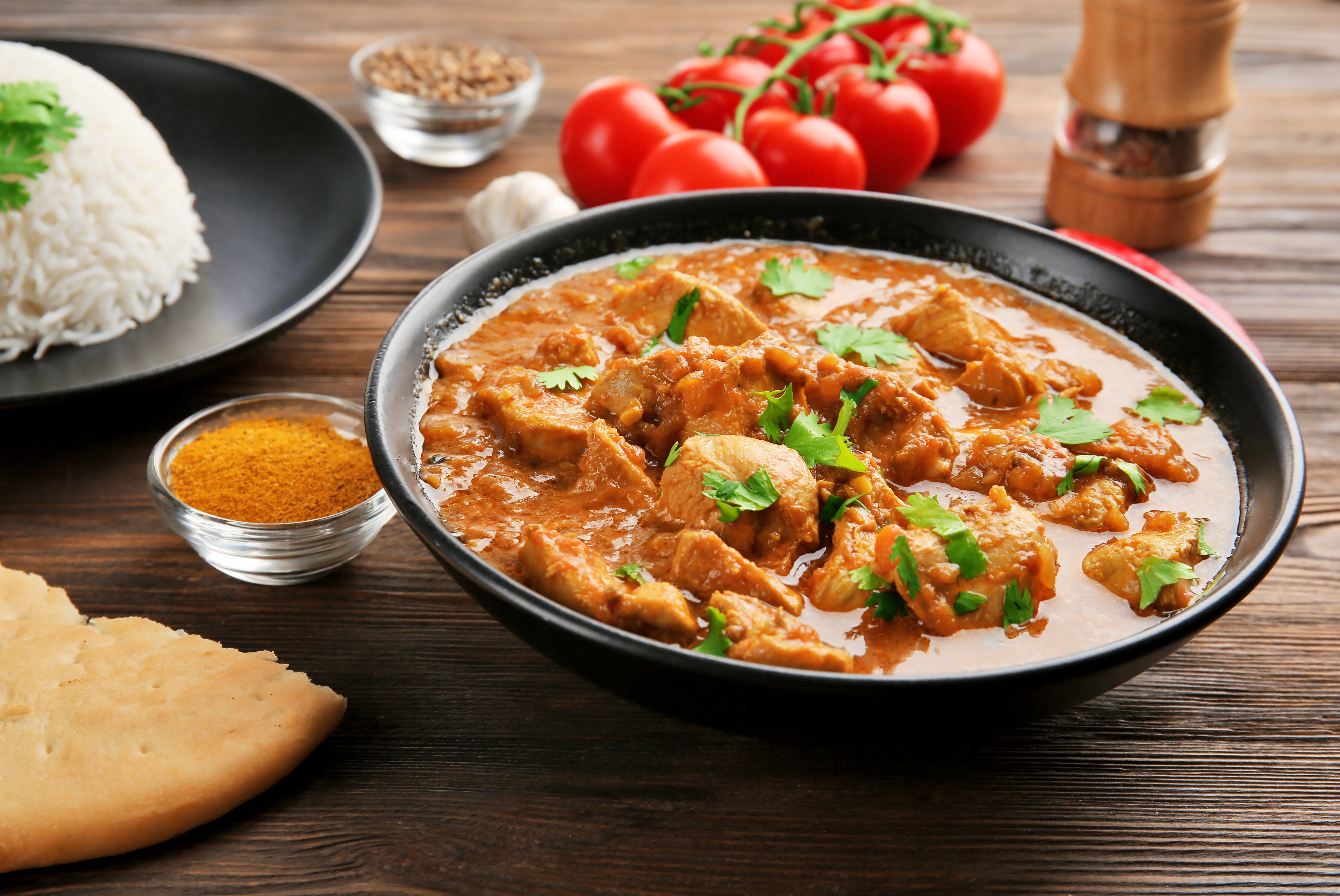 Chicken Curry With Wild Rice Annabels Bakes Healthy Recipes